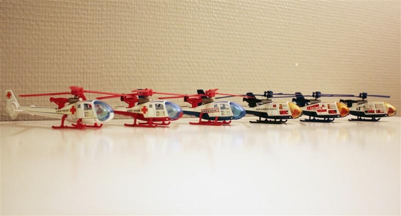 Ma Flotte (Gazelle,Dauphin,Agusta109) 0311