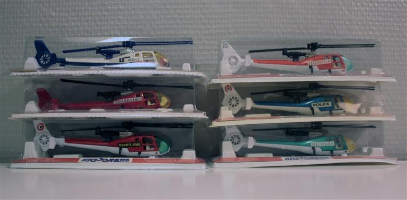Ma Flotte (Gazelle,Dauphin,Agusta109) 0511