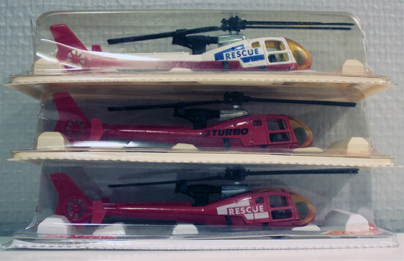 Ma Flotte (Gazelle,Dauphin,Agusta109) 0611
