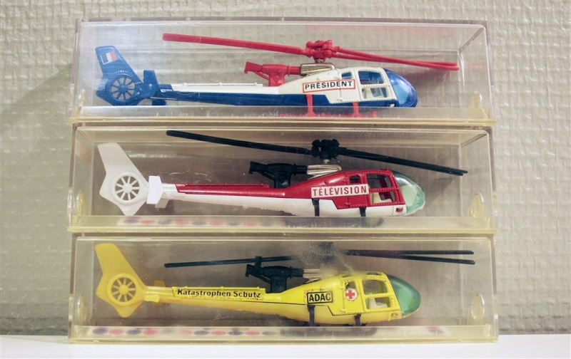 Ma Flotte (Gazelle,Dauphin,Agusta109) 0711