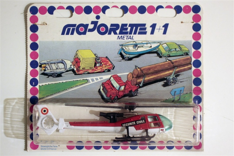 Ma Flotte (Gazelle,Dauphin,Agusta109) 0911