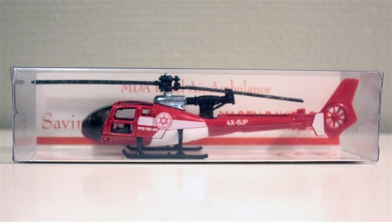 Ma Flotte (Gazelle,Dauphin,Agusta109) 5mit10