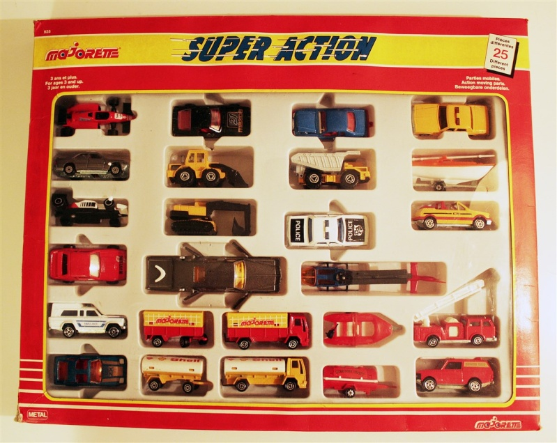N°925 SUPER ACTION - 25 Pieces 925_su10
