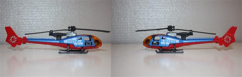 N°371 Hélicoptère Gazelle Rare_r10