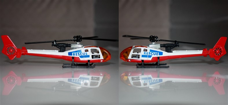 N°371 HÉLICOPTÈRE GAZELLE  Rescue10