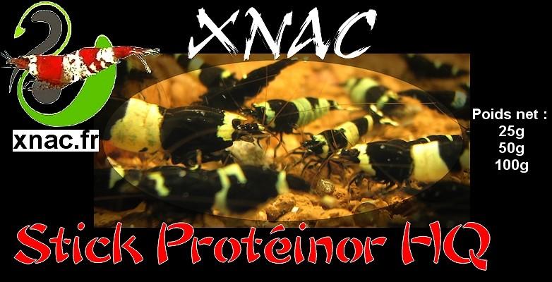 [XNAC] Stick Protéinor HQ Stickp10