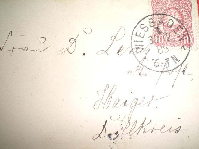 Wert dieser Briefmarken auf Briefumschlag schätzen  2014-112