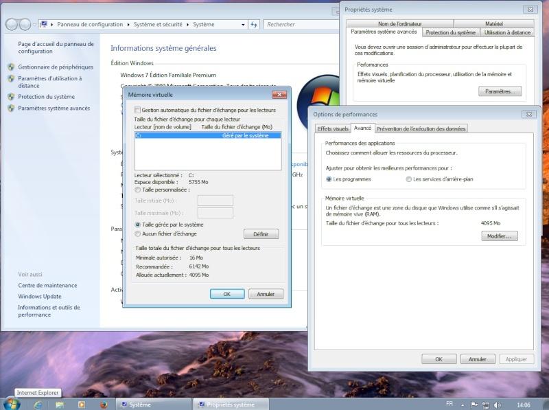 Libérer de l'espace sur un disque dur sous Windows Mamoir10