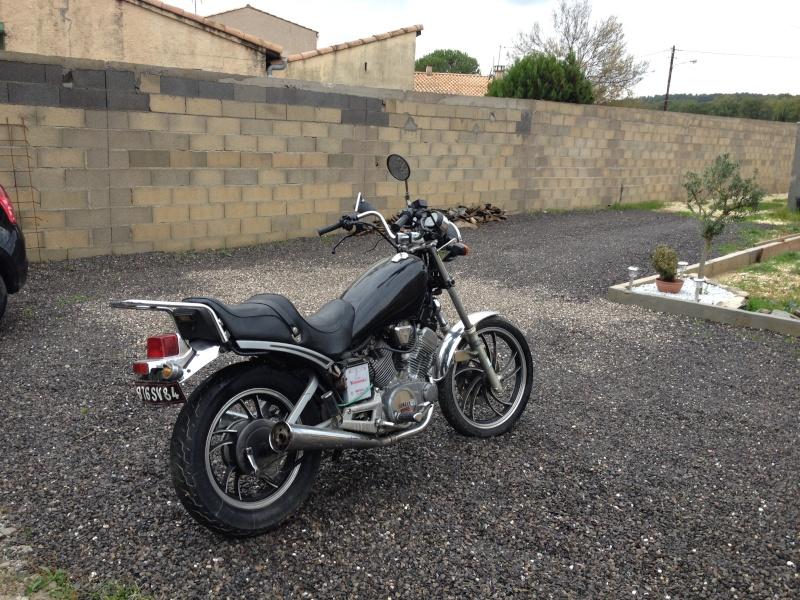 YAMAHA XV 500 Img_2310