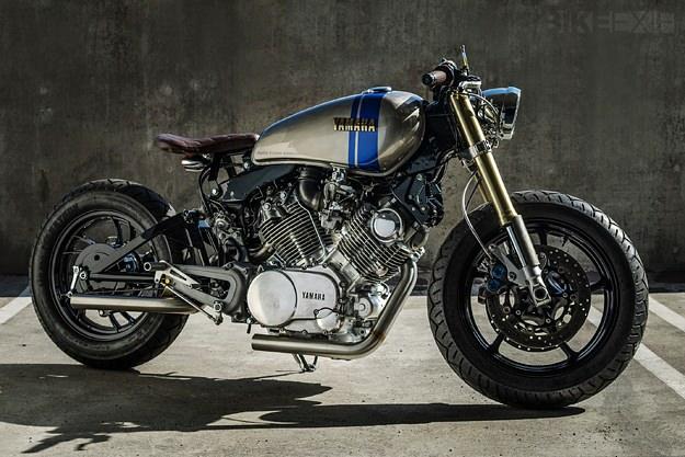 YAMAHA XV 500 Yamaha10
