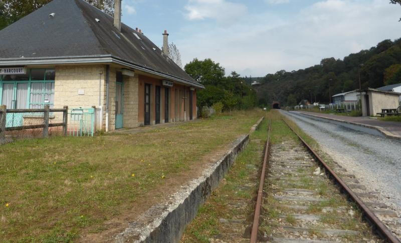 La ligne Caen-Laval 02310