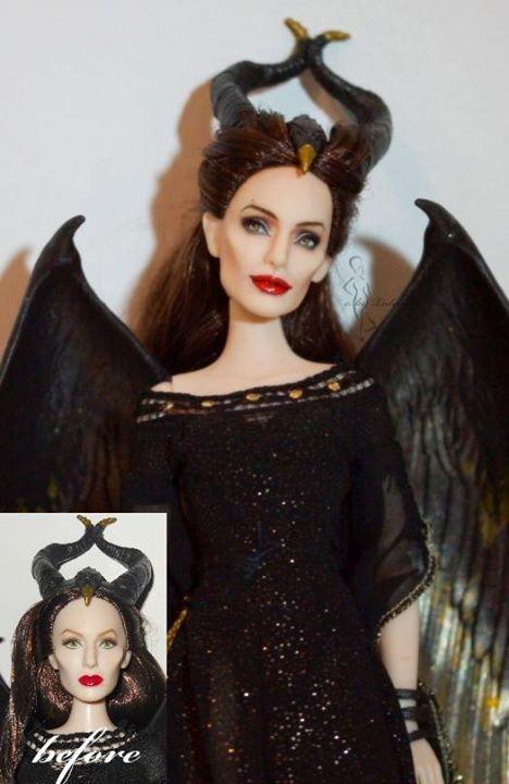 Découverte de talents, customisations de poupées Angeli10