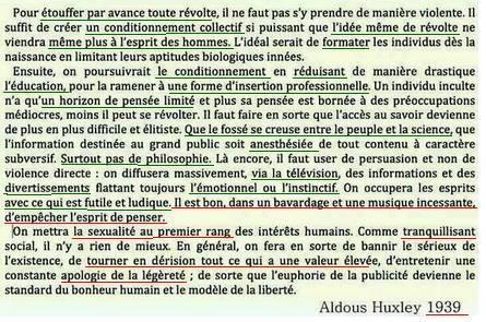 Reportage : Aldous Huxley 14865710