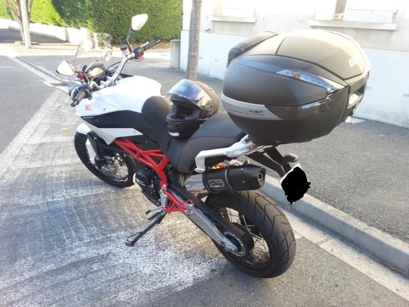 Le Granpasso 1200 Morini d'Amender13 Morini16