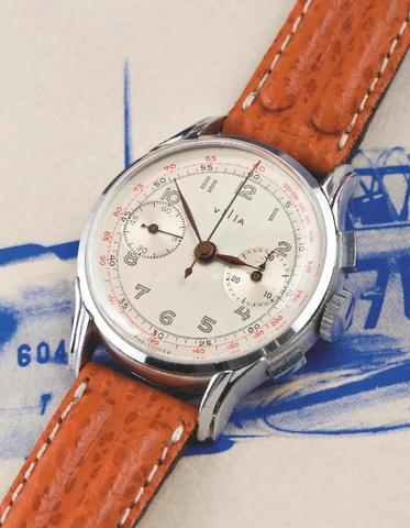 corum - [Postez ICI vos demandes d'IDENTIFICATION et RENSEIGNEMENTS de vos montres] - Page 22 Chrono10