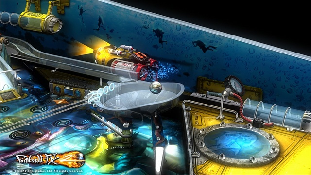 Download Game Pinball FX2 - SKIDROW (Full crack) Sinhvi11