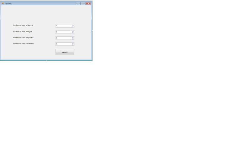 aide a la creation d'un logiciel de calcul  Projet11