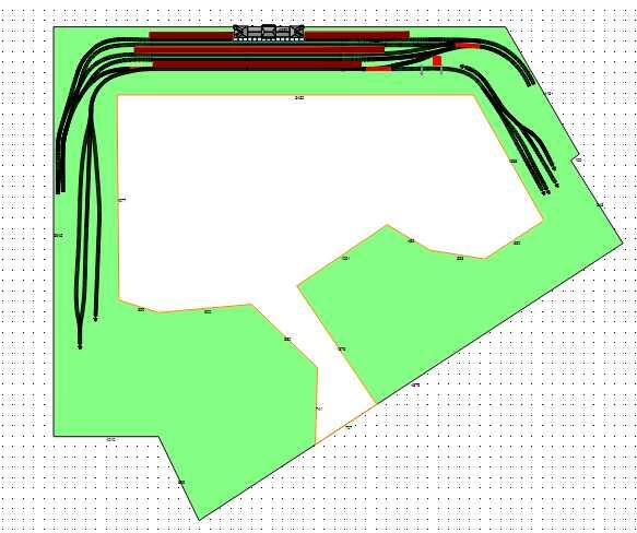 Reseau 1500v sud-est Plan_g11