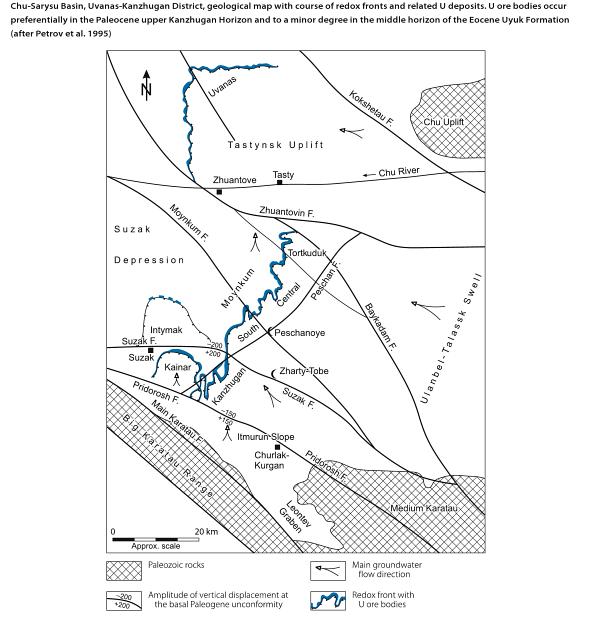 mine d'uranium au Kazakhstan Captur11