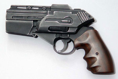 Name a gun from a game that would be cool to see in FNV Oldpis10