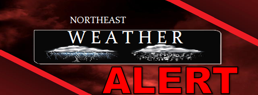 NORTHEAST WEATHER ALERT