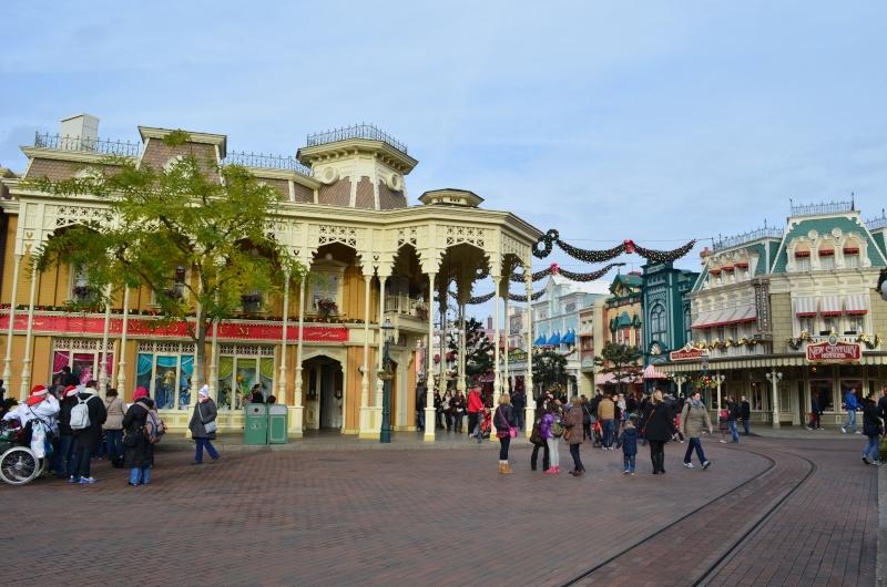 Petit séjour sur Disneyland Paris : Petit retour ! Dsc_0038