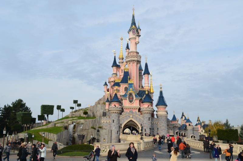 Petit séjour sur Disneyland Paris : Petit retour ! Dsc_0040