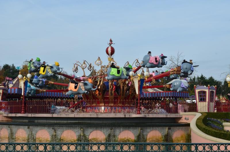 Petit séjour sur Disneyland Paris : Petit retour ! Dsc_0050