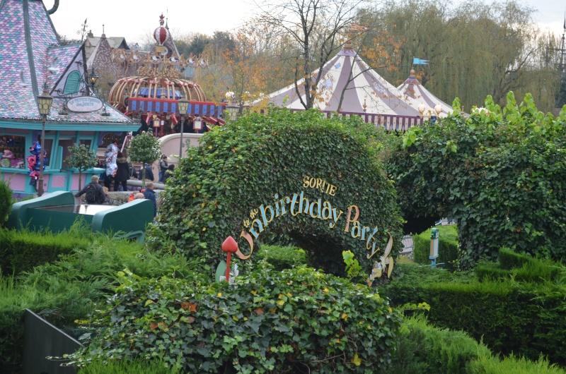 Petit séjour sur Disneyland Paris : Petit retour ! Dsc_0116
