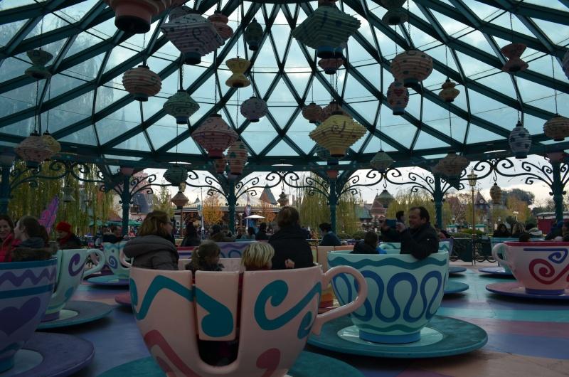Petit séjour sur Disneyland Paris : Petit retour ! Dsc_0118