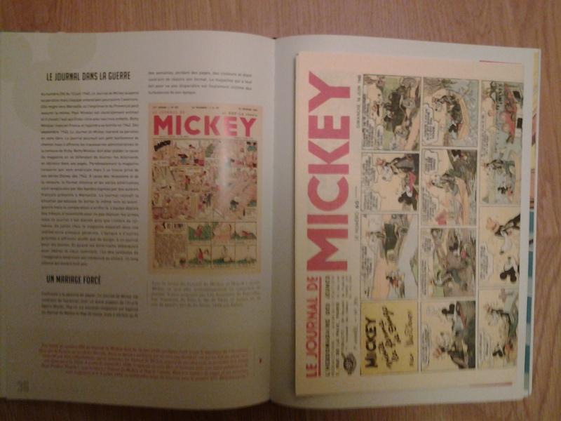 [Bandes Dessinées] Le Vintage (2014) La Grande Histoire du Journal de Mickey le 22 octobre 2014 20141116