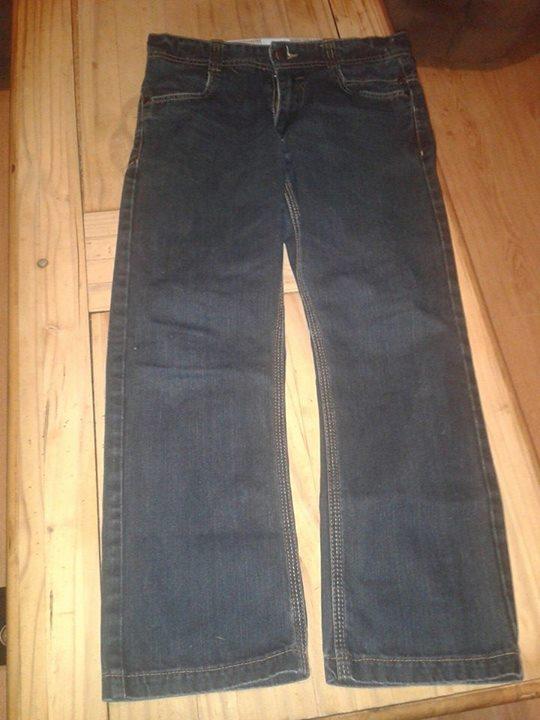 jeans 12 ans  3 euros piece Vente_12