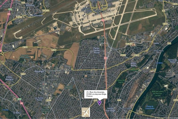 2008: le 11/05 à 22h50 - Ovni triangulaire volant -  Ovnis à THIONVILLE - Moselle (dép.57) - Page 2 Orly10