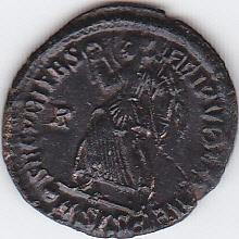 fractio radiée de Maximeien Hercule et nummus de Siscia Img_0035