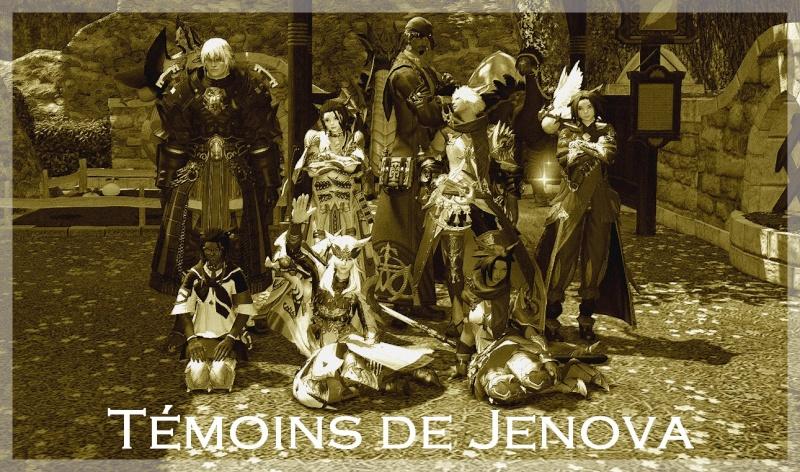 C'est sur Cerberus que notre CL Les Témoins de Jenova est née