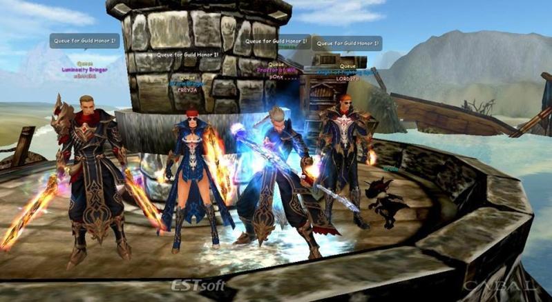 [Event] Cabal Exodus Guild Prime Queue10