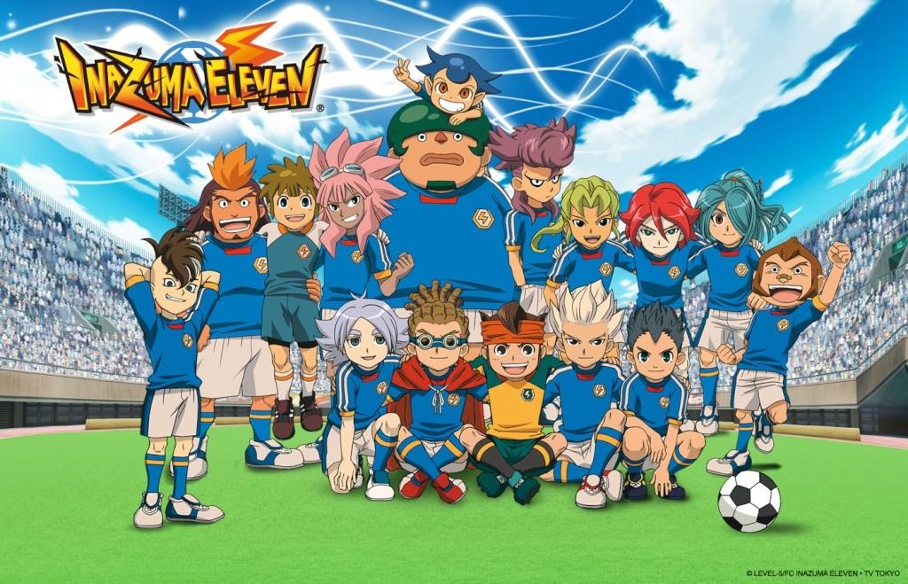 Inazuma Eleven RPG - The Great Champions