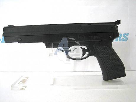 cherche ce qui ce fait de mieux en pistolet a moins de 300 euros Gamo_p11