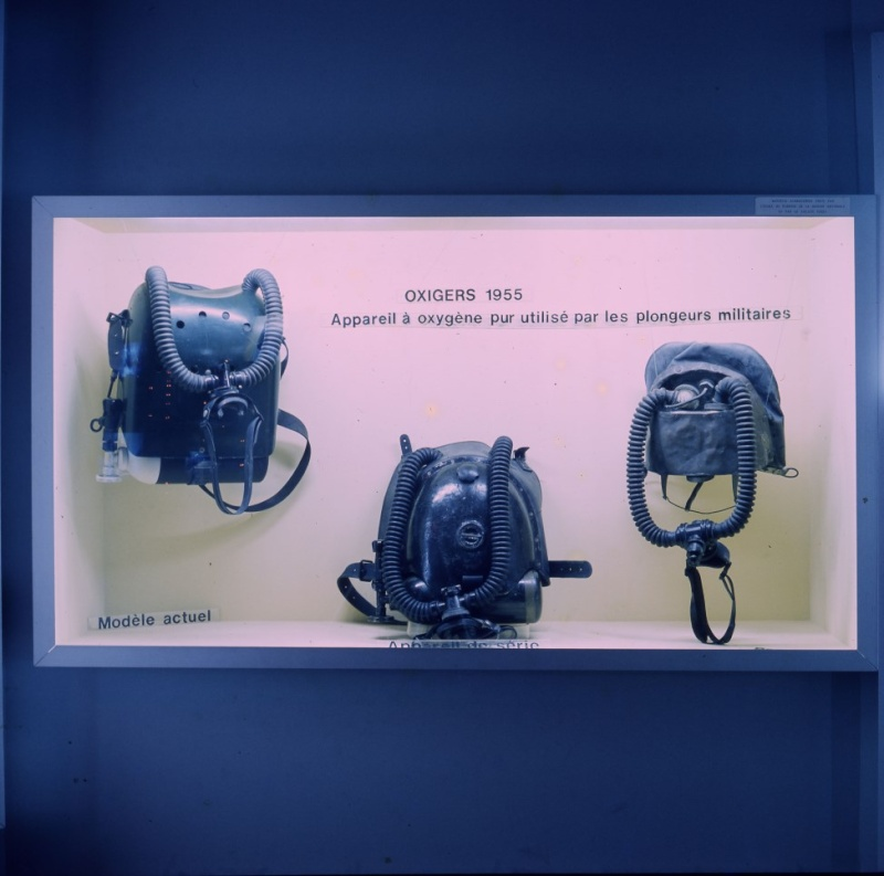 Equipe Cousteau et Oxygers 1977_o11