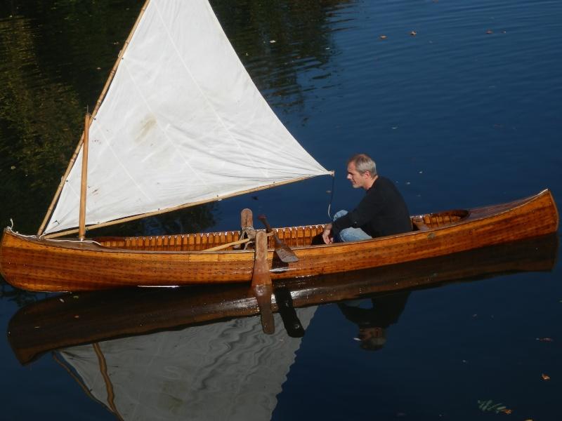[Vends] Canadian Canoe Company années 50 restauré P9270810