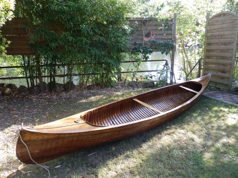 [Vends] Canadian Canoe Company années 50 restauré P9270815