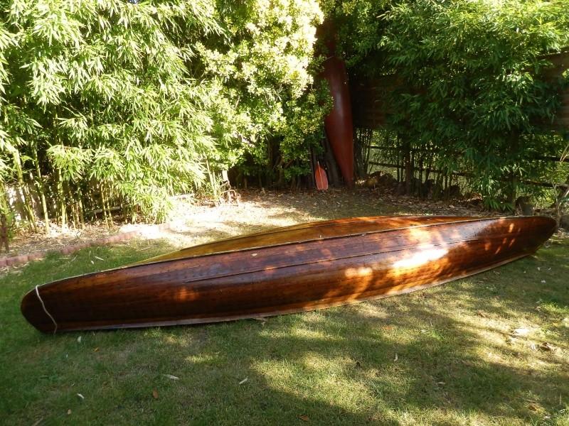 [Vends] Canadian Canoe Company années 50 restauré P9270816