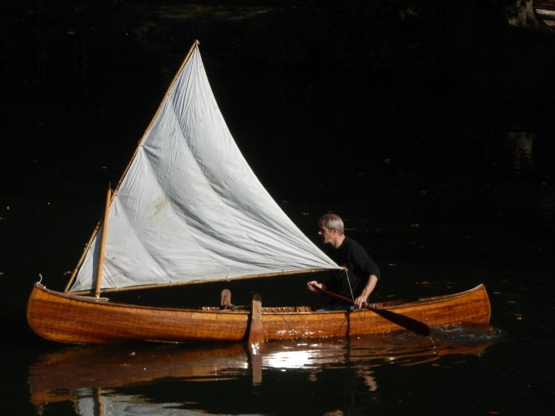 [Vends] Canadian Canoe Company années 50 restauré P9270817