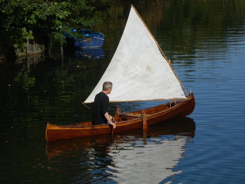 [Vends] Canadian Canoe Company années 50 restauré P9270818