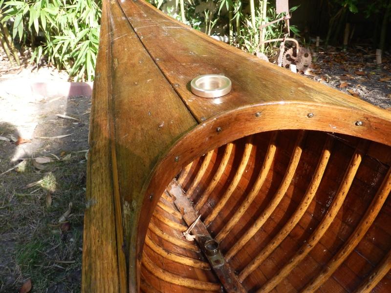 [Vends] Canadian Canoe Company années 50 restauré P9270819