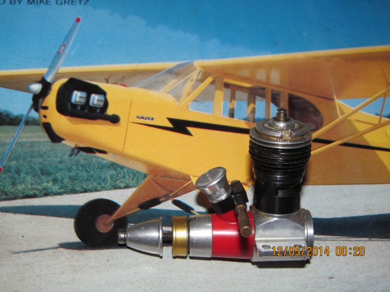 *Cox Engine of The Month* Submit your pictures! -December 2014- *ENGINE GIVEAWAY* Cub_an10