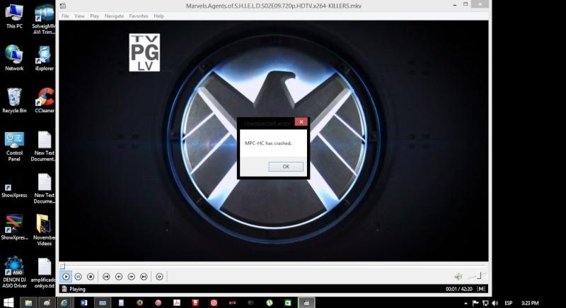 Media Player Classic Crashes Crash10