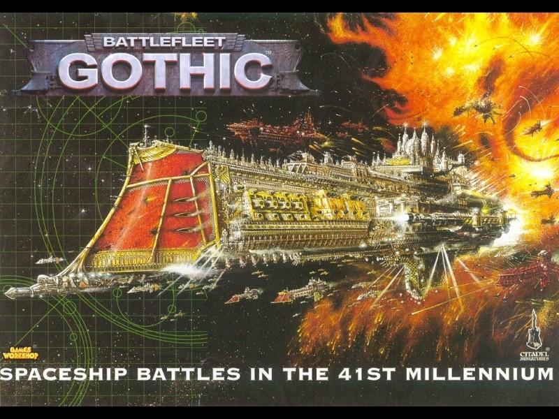 Battlefleet Gothic Battle10
