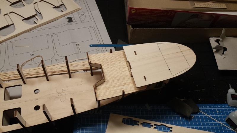 Maquette Titanic Mantua 1:200 20141116