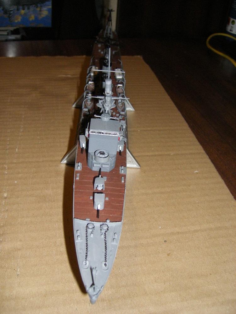 Cruiser IJN Nagara a 1/350 de Academy Imgp0621